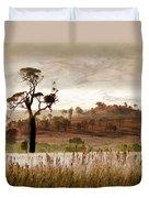 Gondwana Boab Duvet Cover