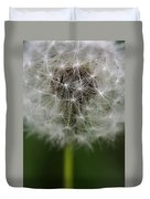 Gone To Seed - Color Duvet Cover