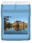 Gonzaga Art Building Duvet Cover