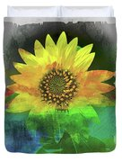 Good Morning Sunshine Duvet Cover