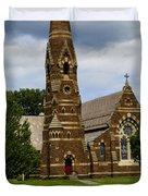 Good Shepherd Church Duvet Cover