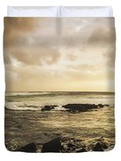 Goodbye Sunshine Duvet Cover