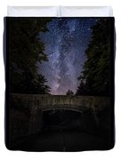 Goodnight Acadia Duvet Cover