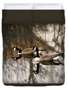 Goose Reflection Duvet Cover