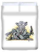 Gop Tied Up In A Knot Duvet Cover