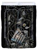 Gordian Harp Duvet Cover
