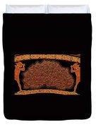 Gordian Knot Duvet Cover