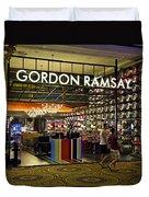 Gordon Ramsay Duvet Cover