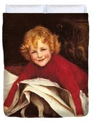Gore William Henry Playmates William Henry Gore Duvet Cover