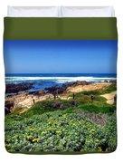 Gorgeous Asilomar Duvet Cover