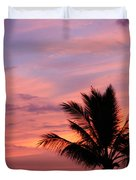 Gorgeous Hawaiian Sunset - 1 Duvet Cover