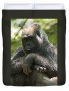Gorilla1 Duvet Cover