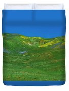 Gorman Wildflowers Duvet Cover