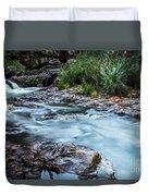 Gossamer Flow Duvet Cover
