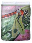 Gossamer Wings  The Dragonfly Series I Duvet Cover