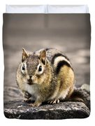 Got Nuts Duvet Cover