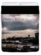 Gotham City Duvet Cover