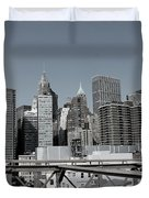 Gotham City Duvet Cover