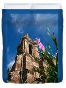 Gothic Chapel Duvet Cover