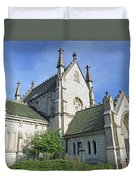 Gothic Chapel, Indianapolis, Indiana Duvet Cover