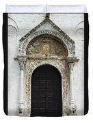 Gothic Entrance Duvet Cover