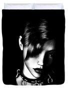Gothic Mistress Duvet Cover
