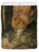 Gottfried Keller Duvet Cover