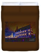 Gouda By Candlelight-1 Duvet Cover