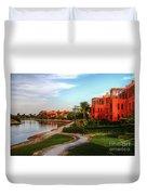 Gouna, Hurghada, Egypt  Duvet Cover