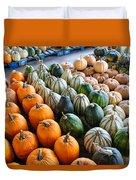 Gourds Galore Duvet Cover
