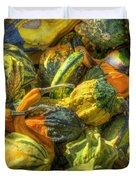 Gourds Duvet Cover