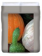 Gourds Duvet Cover