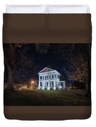 Governor John Wood Mansion Duvet Cover