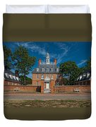 Governor's Palace Duvet Cover
