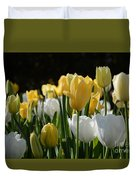 Grace And Gladness Duvet Cover