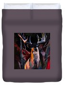 Grace Beauty And Wildness Duvet Cover