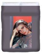 Grace Kelly Duvet Cover