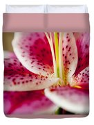 Graceful Lily Series 19 Duvet Cover