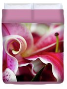 Graceful Lily Series 25 Duvet Cover
