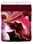 Graceful Lily Series 26 Duvet Cover