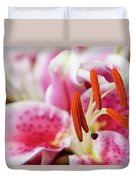 Graceful Lily Series 29 Duvet Cover