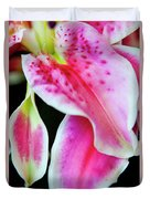 Graceful Lily Series 31 Duvet Cover