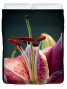 Graceful Lily Series 7 Duvet Cover