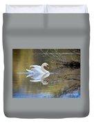 Graceful Swan I Duvet Cover