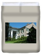 Graceland Home Of Elvis Presley, Memphis, Tennesseen Duvet Cover
