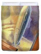 Graf Zeppelin Duvet Cover