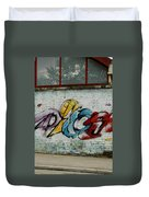 Graffiti 1 Duvet Cover