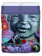 Graffiti 18 Duvet Cover