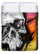 Graffiti 21 Duvet Cover