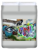 Graffiti 3 Duvet Cover